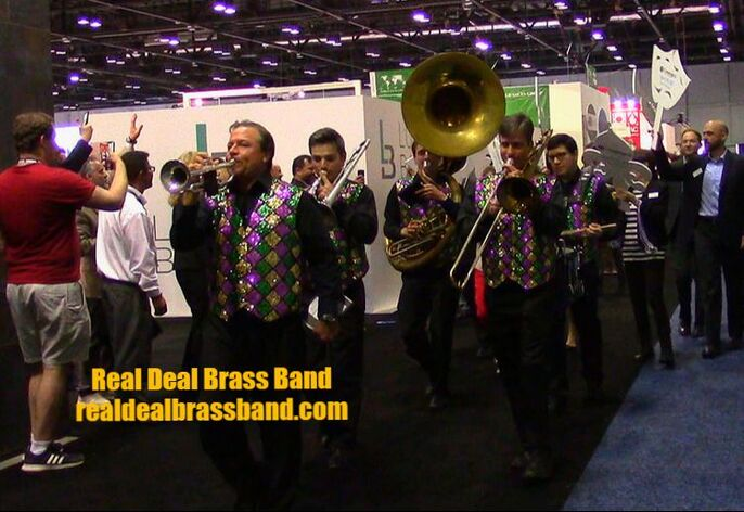 Brass Band Orlando, Orlando Brass Band, Orlando Second Line Band,